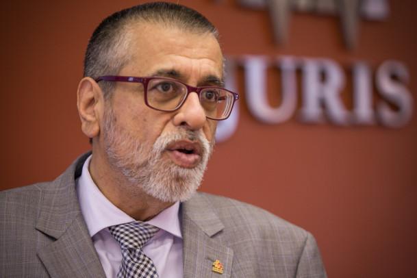 presidente da AJURIS, Eugênio Terra. Foto: Guilherme Santos/Sul21