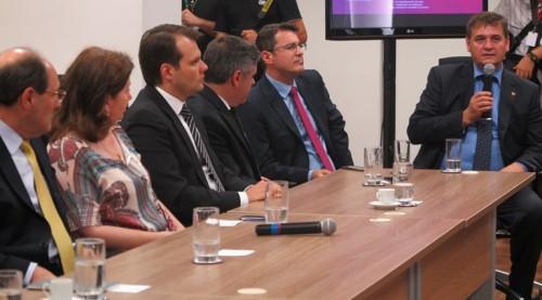 Schäfer destaca empenho da AJURIS para implementação do projeto
